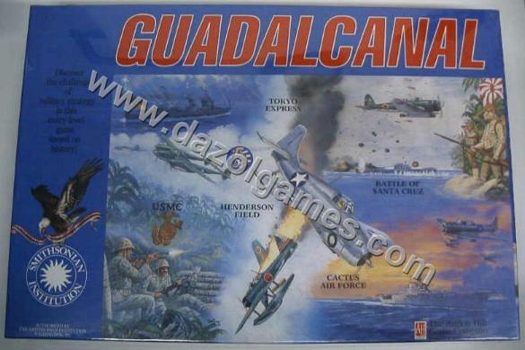 Avalon Hill GuadalCanal