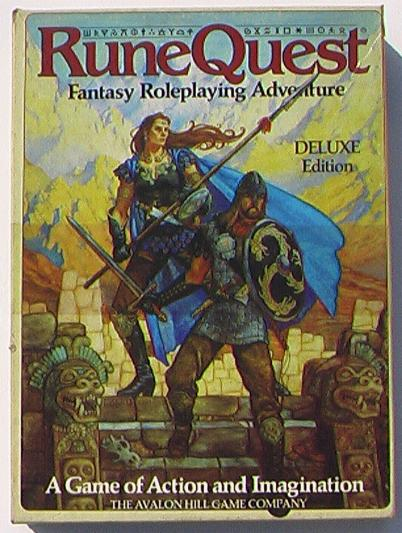 Avalon Hill RuneQuest