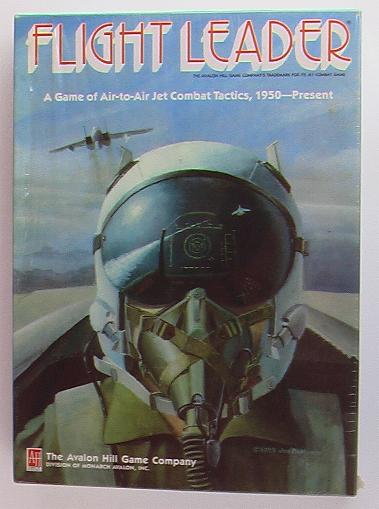 Avalon Hill Flight Leader