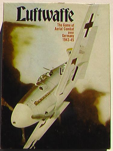 Avalon Hill Luftwaffe