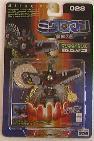 Microman Magne Titans Razor Master 028