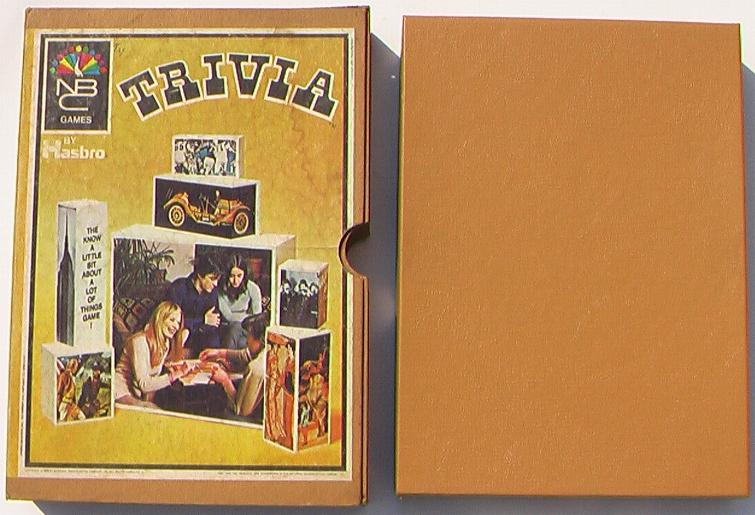 Trivia Bookshelf Game - NBC Games