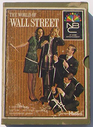 World of Wallstreet - NBC Games