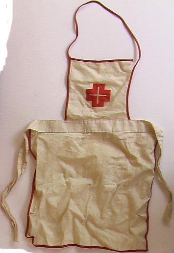 Little Army Nurse