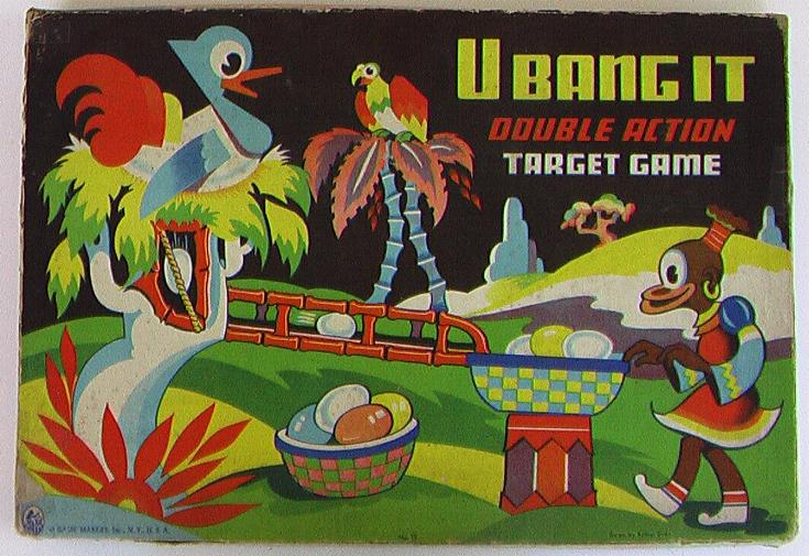 U Bang It Action Target Game